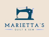 Marietta's Logo
