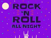 Halloween 2018 series rock n roll 06