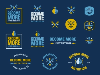 Become More Nutrition