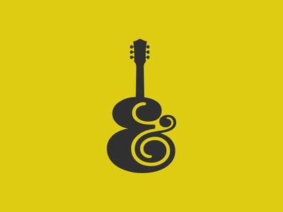 Ampersand Guitar