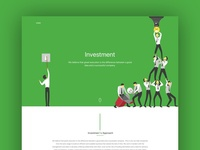 Capital Investment Page