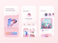 Social Mobile App