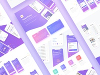 HeartTone Mobile App - Behance Case Study