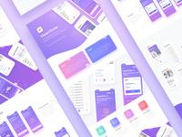 HeartTone Mobile App - Behance Case Study