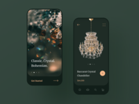 Chandelier Shop Mobile App