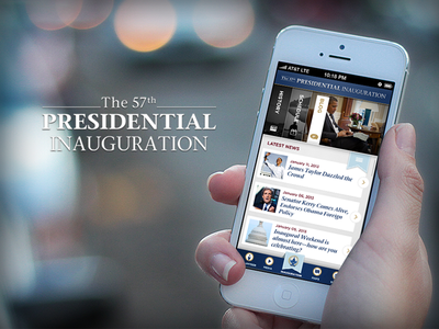 Official Presidential Inauguration 2013
