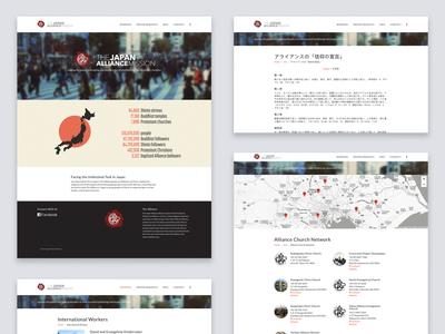 JAM website wordpress development wordpress website website design