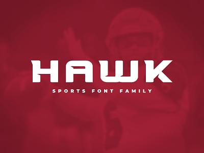 Hawk Font typography typeface logo fonts logo font hawk sports branding sports design sports type font