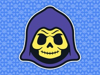 Little Skeletor: Toddler of Destruction - Cartoon Edition