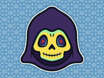 Little Skeletor: Toddler of Destruction - Second Run Edition toys toddler skull skeletor culture pop universe the of masters illustration 80s