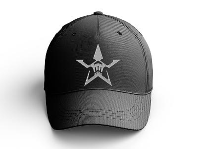Star Skull Cap Mockup mockup cap