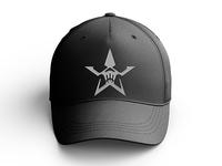 Star Skull Cap Mockup