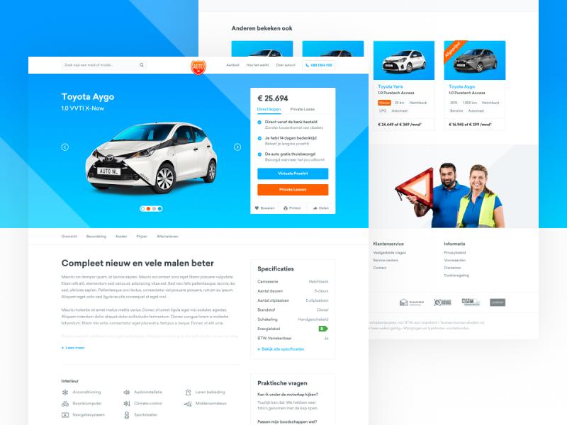 Auto.nl   detailpages