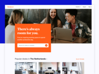 Deskover - Homepage