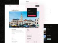 Citymarketing Breda - Activity Page