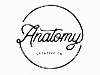 Anatomy Logo design