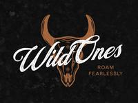 Wild Ones logo design