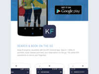 KFit Android Newsletter