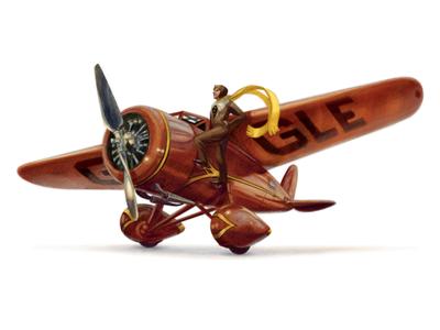Doodle for Amelia Earhart