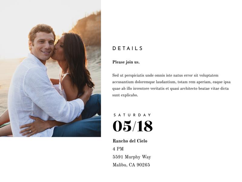 Wedding Website design website wedding