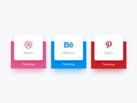 Concept Design - Dribbble、Behance、Pinterest