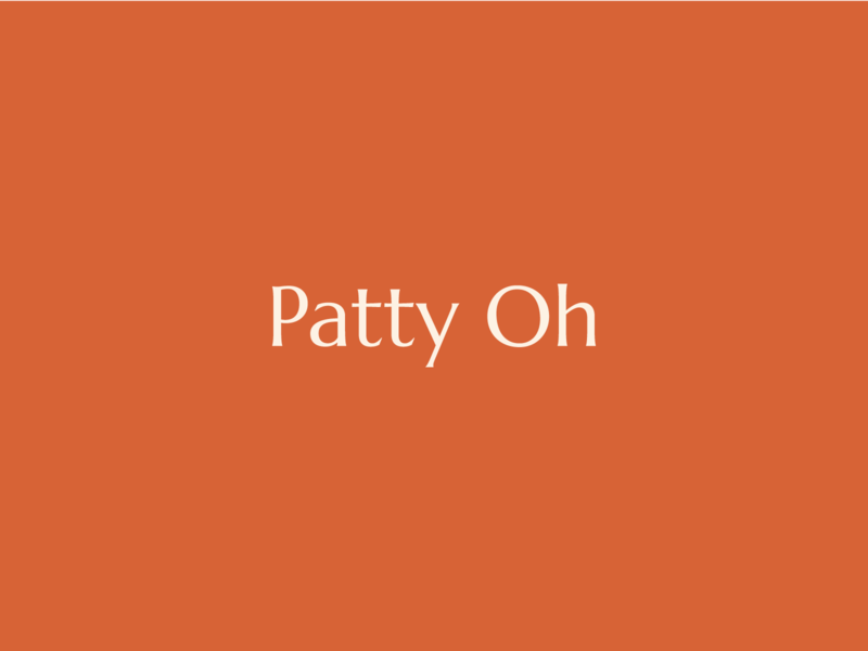 Patty Oh Logo