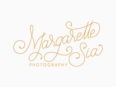 Margarette Sia Photography Logo