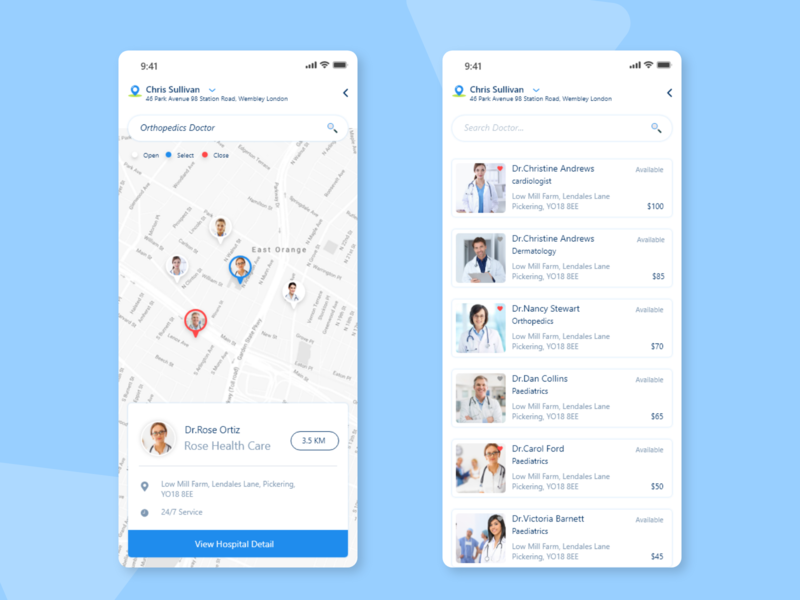 Doctor Appointment Booking App - Medicator