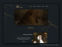 Photography Theme Black Version