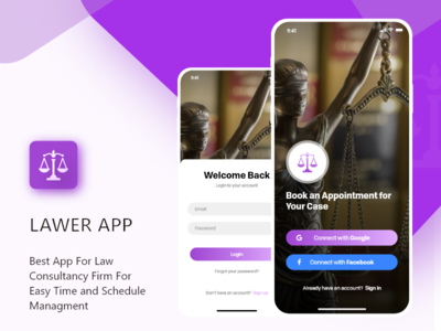 The Lawyer App