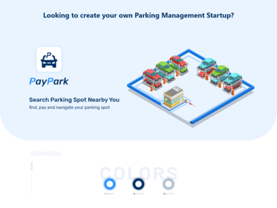 PayPark - Parking Management Parking App