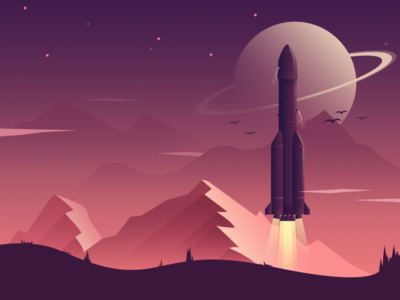 Moon travel