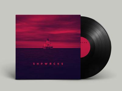 SHPWRCKS Album Art music album art