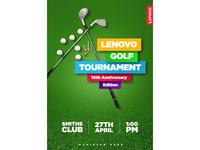 Lenovo Golf Tournament