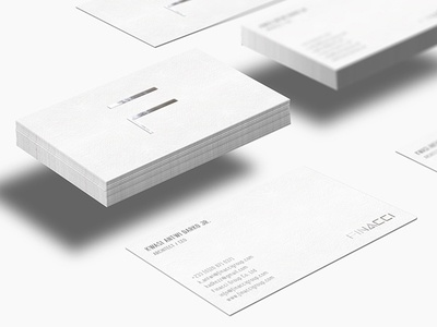 Finacci Business Cards