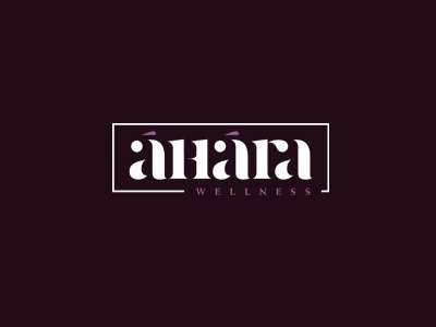 Ahara Wellness Logo wellness