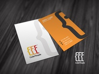 Code People Logo and Business Card