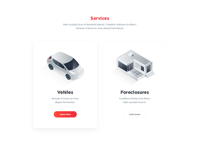 Services giorgi bregvadze gio ui ux design wip webdesign isometric house car website illustration vector vehile