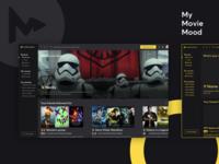 My Movie Mood - Desktop app