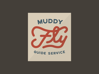 Muddy Fly Guide Service Logo