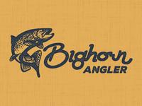 Bighorn Angler Logo