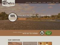Bighorn Angler Layout