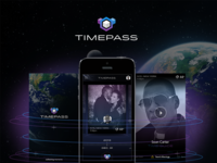 Timepass: A Time Travel Concept