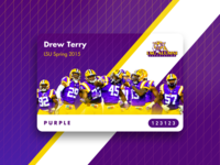 LSU Alumni Membership Cards