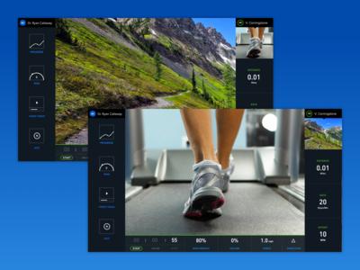 Treadmill Interface