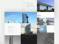 Delta Arquiprojectes | Architecture website