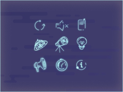 Icon space