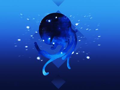 Starry jellyfish