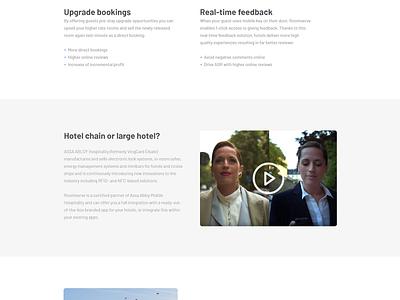 Roomserve.nl - Webdesign web desktop design uidesign uxdesign website ux webdesign ui design