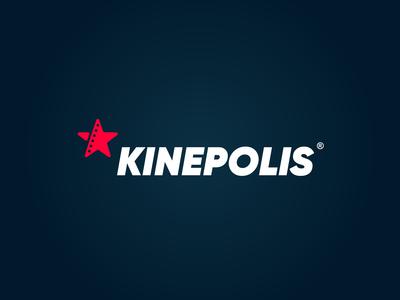 Kinepolis Cinema - Logo Redesign (unofficial)